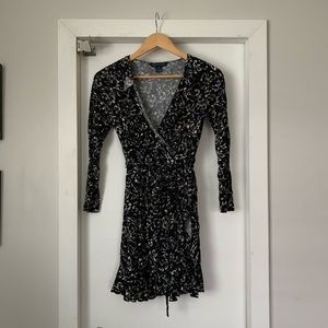 French Connection Ruffle Dress